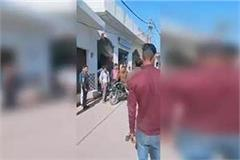 bijnor seven policemen suspended including outpost in charge