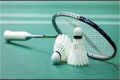 badminton competition of postal department starts from 22 february