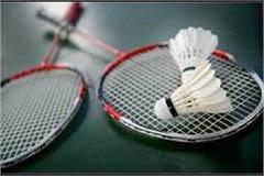 35th all india post badminton competition begins today