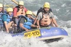 river rafting championship will be held for the first time in hamirpur