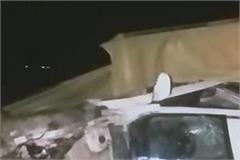 woman killed in road accident near katrain