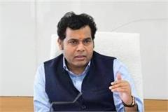 minister shrikant sharma to test development plans in bareilly