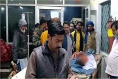 child dies in shahjahanpur under suspicious circumstances one seriously injured
