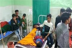 sitapur food poisoning left nearly 50 people sick