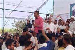 in support of the farmers abp news reporter rakshit singh turned down the job