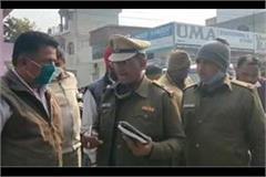 firing bullets in kurukshetra fires young man