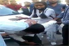viral video of boy beaten in chindhwara