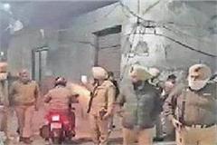 attack on dairy firing in amritsar