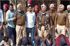 4 arrested in gurlal pahalwan murder case