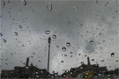 meteorological department released alert fear of rain in many areas of u p