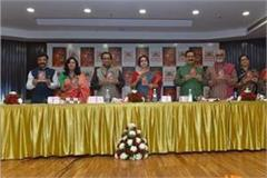ashok chakradhar inaugurated book  life s bonus  with padma shri