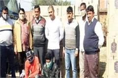 exposure to liquor smuggling caught 491 cases