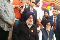 sukhbir badal furious over captain sarkar said  amarinder killed democracy