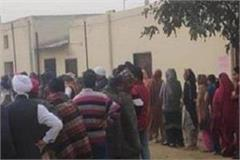 voting will be held again at 3 booths in punjab