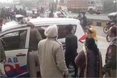 police raid in hotel