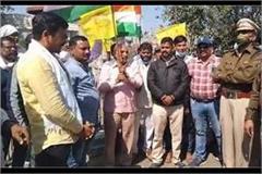 farmer s chakka jam failed in indore
