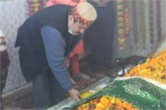 hindu family serving  pir baba  tomb for years