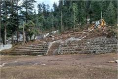 open air theater will be built in this district