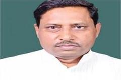 ramashankar katheria said bjp did not develop as much in other government
