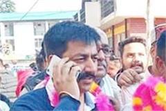 raizada-alone-broke-the-fort-of-satti-kanwar-and-bjp-district-president