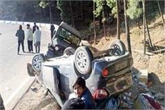 accidents on chandigarh shimla fourlane