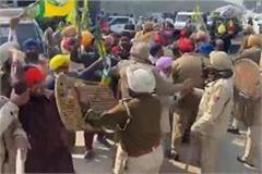 bjp leader sampla protests in moga