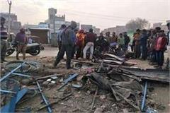 3 killed in fierce collision between truck and e rickshaw