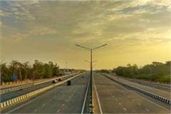 98 percent work of delhi meerut expressway completed