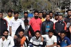 press club trophy held at dhalpur maidan winner of halan xi