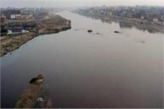 the campaign to revive the hindon river a tributary of the yamuna