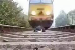 woman commits suicide by jumping in front of train in saran