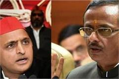 deputy cm sharma retaliated on akhilesh s statement saying