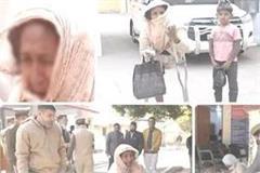 begging mother divyang mother finds her missing daughter