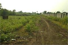 the green signal for the construction of illegal colony in jabalpur