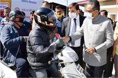 transport minister vikram thakur