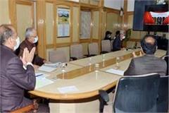 inauguration of covid 19 make shift hospitals in kangra and solan