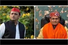 akhilesh yadav is aurangzeb of indian politics said lalji prasad nirmal