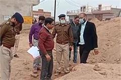 action on illegal mining in gwalior