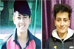 2 girls of rampur selected in senior women cricket team