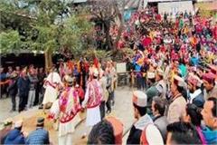fagli festival in sahlin village