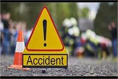 four killed in road accident on yamuna expressway in mathura