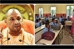 cm yogi strict about corona high level meeting schools will be closed