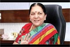 governor anandiben gave heartfelt and best wishes to the