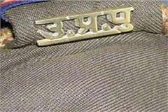 in gorakhpur drunken inspector embarrassed khaki