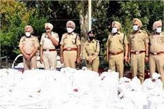 drug addict gang busted in punjab