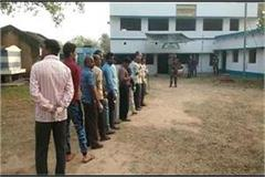 up panchayat election voting begins in the first phase from 7 am