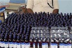 400 bottle banned medicine recovered from khagaria railway station