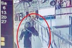 robbery in ludhiana boutique cctv footage viral
