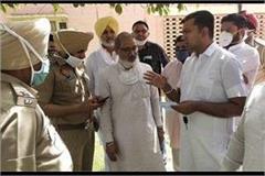 punjab bjp vice president captive in barnala