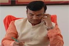 yogi government minister anand swaroop shukla has trouble with ajan